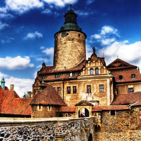 Zamek Czocha, Polska