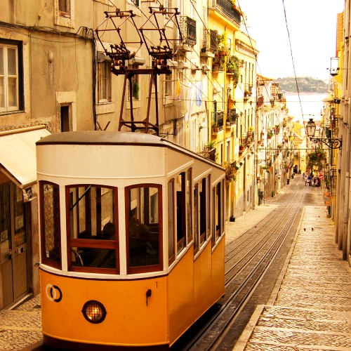 Portugalia Lizbona