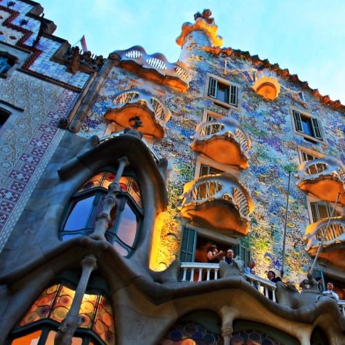 Gaudis Barcelona