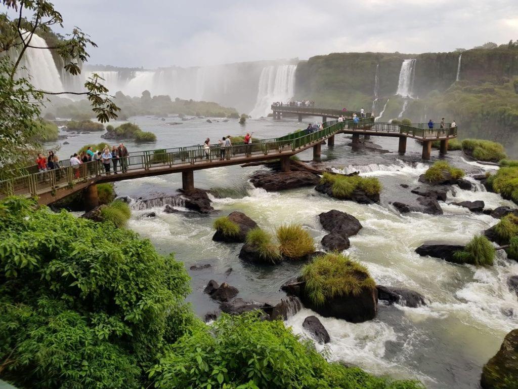 Wodospad Iguazu