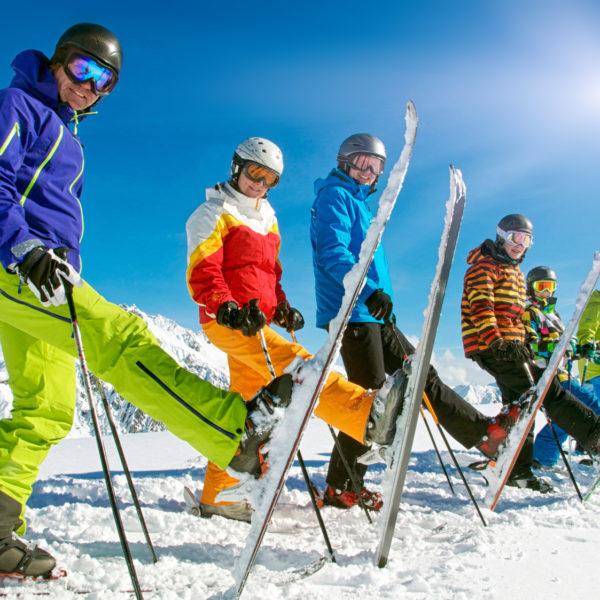 Słowacja narciarze